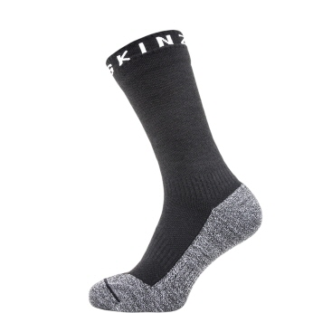 Hiking Mid Mid Socks  - black/anthracite